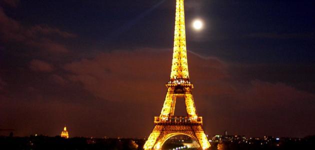 أين توجد باريس