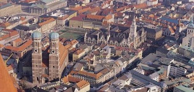 أين تقع مدينة ميونخ