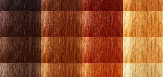 كيف أختار لون صبغة الشعر المناسبة موضوع