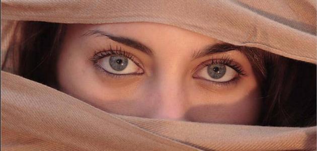 شخصيتك من لون عيونك