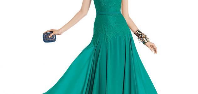 b402592368976 كيف أختار فستان سهرة يناسب جسمي - موضوع