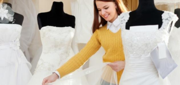 41b7107432d43 كيف أختار فستان زفافي - موضوع