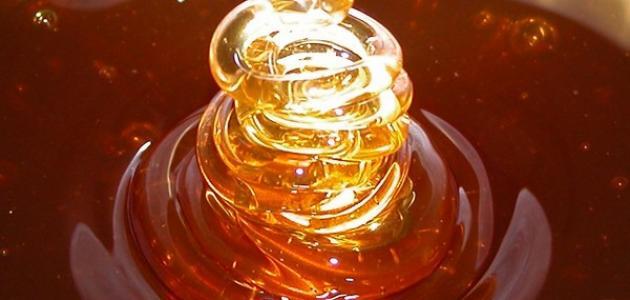 كيف تفحص العسل