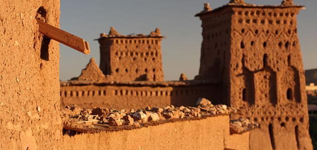 أين تقع قلعة مغونة