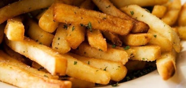 Potatoes baked work