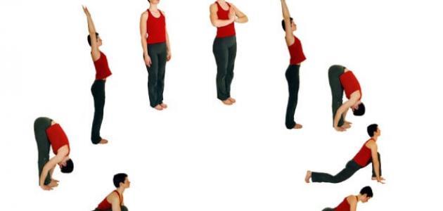 حركات رياضية للجسم