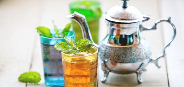 كيف أعمل شاي مغربي