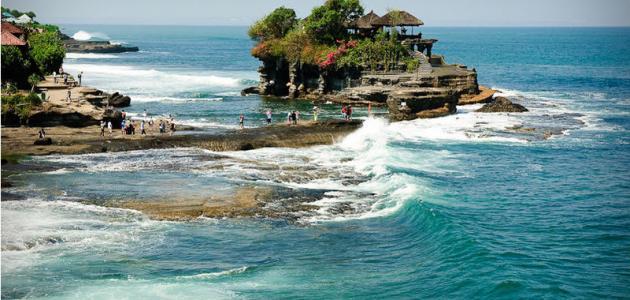 أين تقع جزيرة بالي في إندونيسيا