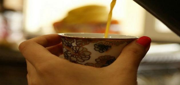 كيف أعمل القهوة العربية