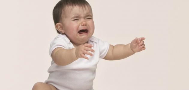 كيف أعالج الإمساك عند الرضع