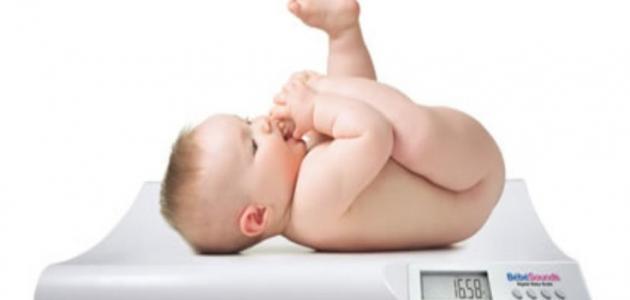كيف أزيد من وزن طفلي الرضيع