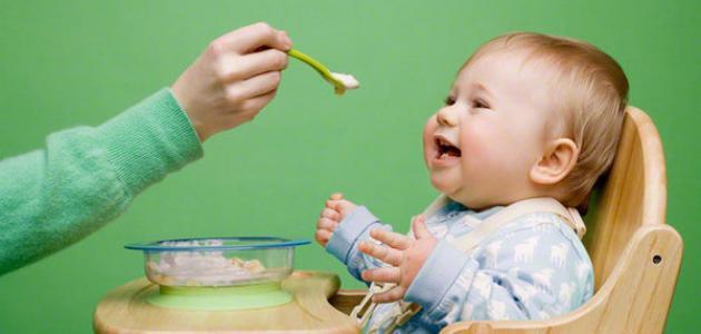 كيف أعرف أن طفلي جائع
