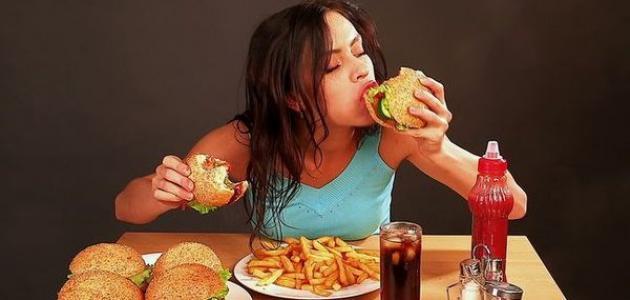 كيف أحرق الدهون بعد وجبة دسمة