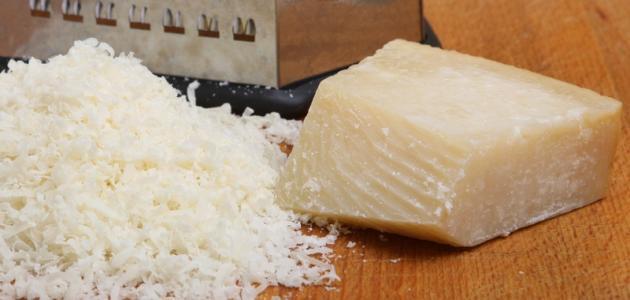 طريقة عمل جبنة البارميزان