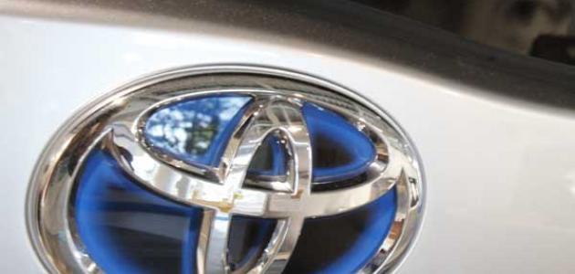 أين تصنع سيارات تويوتا