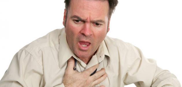 كيف أعالج ضيق التنفس