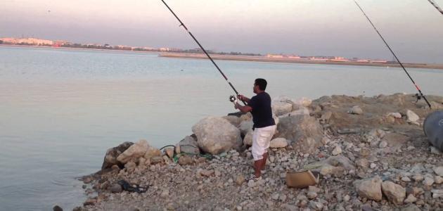 طريقة صيد السبيطي