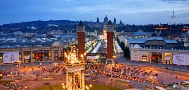 أين تذهب في برشلونة