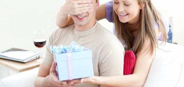 كيف أختار هدية لزوجي