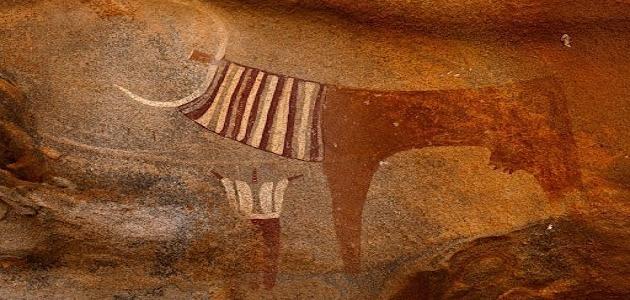 الفن ما قبل التاريخ