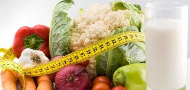 كيف تحافظ على وزنك بعد الرجيم