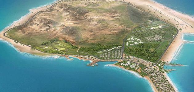 أين تقع جزيرة صير بني ياس