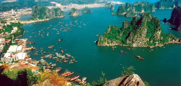 أين تقع فيتنام في أي قارة