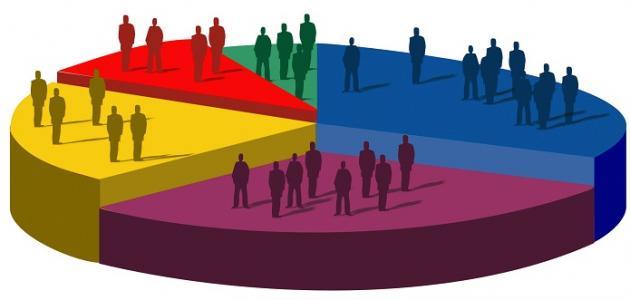 كيف يتم حصر عدد السكان في وطني