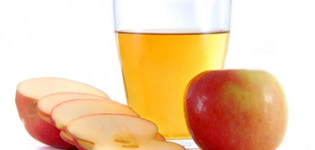 كيفية عمل خل التفاح