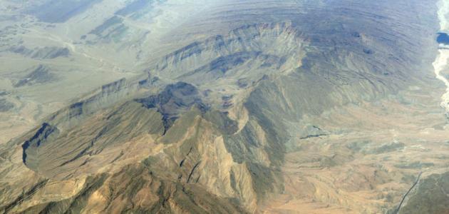 أين تقع جبال زاغروس