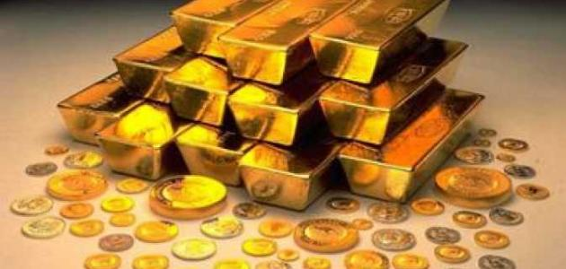 طريقة صهر الذهب