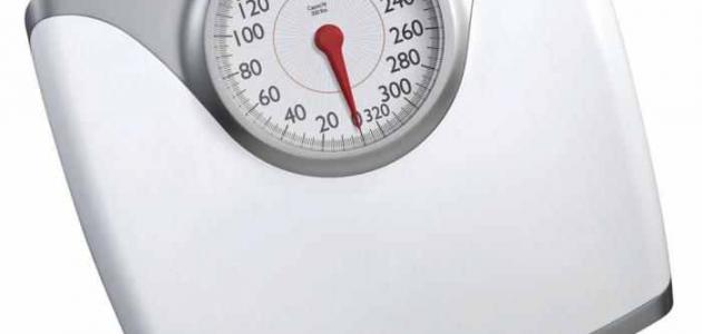 كيف أحسب وزني المثالي