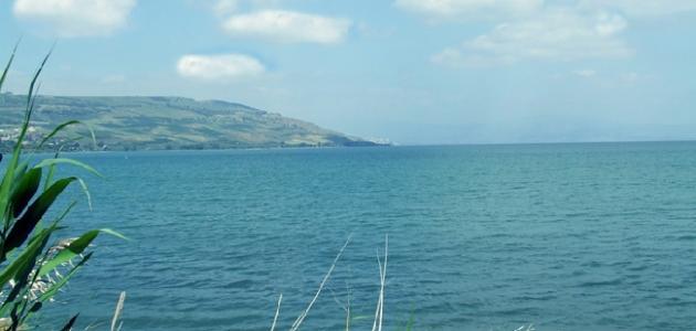 بحث عن بحيرة طبريا