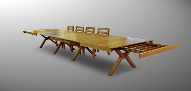 كيف تصنع طاولة