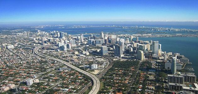 أين تقع ولاية فلوريدا