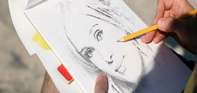 كيف أكون رسام