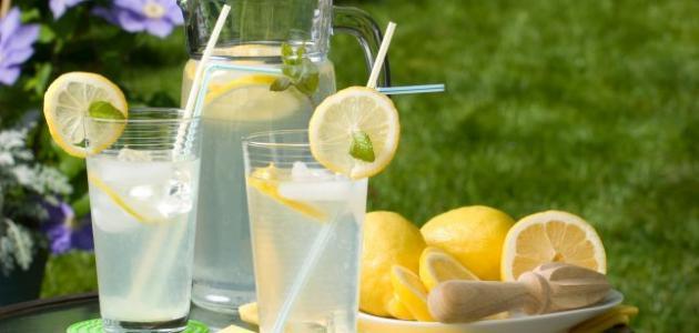 رجيم الماء والليمون