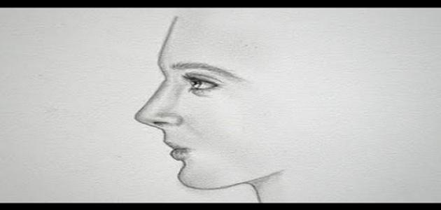 كيف أتعلم رسم الوجه موضوع