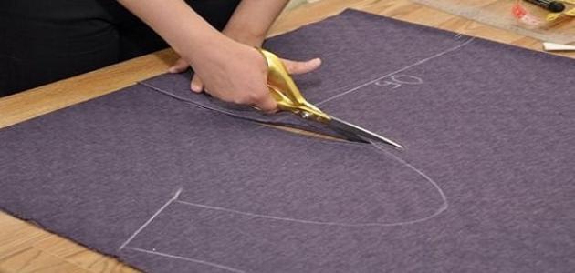 كيف تتعلم الخياطة والتفصيل