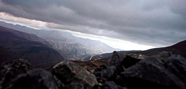 أين يقع جبل جيس