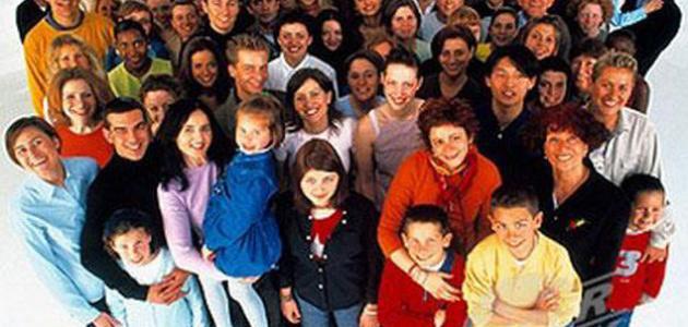بحث عن عدد السكان