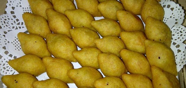 طريقة عمل كبة الأرز والبطاطس