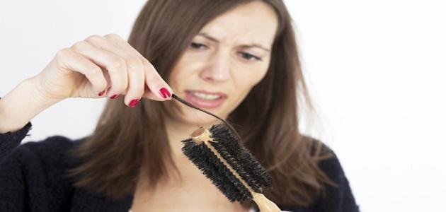 طريقة للتخلص من تساقط الشعر
