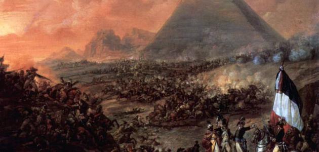 متى وقعت معركة الأهرام