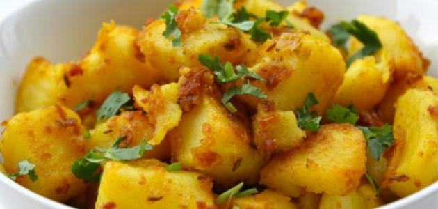 طريقة عمل طبيخ البطاطا