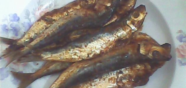 طريقة قلي سمك السردين
