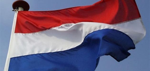 أين تقع هولندا في أوروبا
