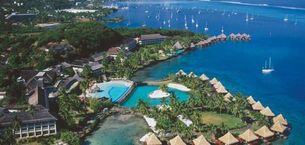 أين تقع هايتي في أي قارة