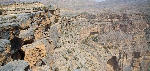 جبل الشمس عمان