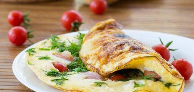 طريقة تحضير فطور سهلة وسريعة